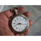 Gran Reloj Roskopf Caja Labrada.hermoso!