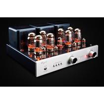 Amplificador Stereo Integrado Valvulado Cayin Cs-100a Hi-end