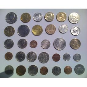 Vendo Paquete ( 113 ) Monedas De Colección Y ( 2 ) Billetes,