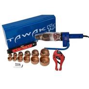 Termofusora 1500w Uso Prof Agua Gas 6 Boq Maletin Tawak Tk15