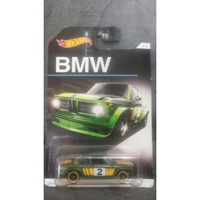 Hot Wheels Bmw Collect Modelo 4/8 Bmw 2002