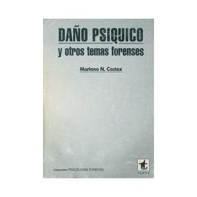 Daño Psiquico Y Otros Temas Forenses-ebook-libro-digital