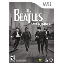 Wii The Beatles: Rock Band - Software Only