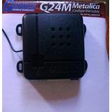 Módulo De Alarma Genius G24m Metálica Código Variable