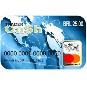 Cartão De Crédito Pre Pago R$ 1000,00 Para Jogos On Line