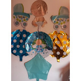 Kit De Globos Baby Shower Niño, Fiesta
