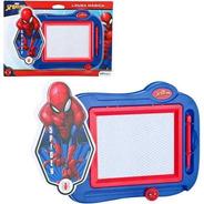 Lousa Mágica Homem Aranha Spider Man Etitoys Dy453