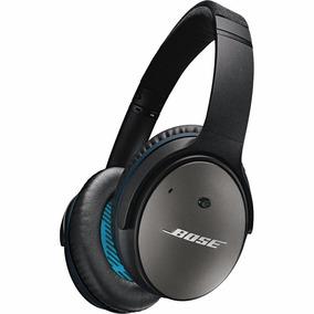 Fone De Ouvido Bose Headphone Quiet Comfort 25 Preto Qc 25