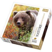 Puzzle Puzzle Oso Alaska  Wild Royals  1000  Piezas- Trefl