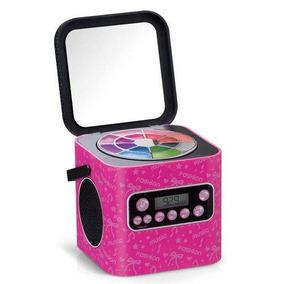 Caixa De Som Com Maquiagem - My Style Beauty Box