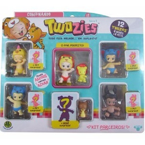 Brinquedos Twozies Kit Parceiros Dtc