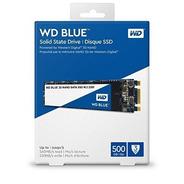 Disco Estado Solido Ssd Wd 500gb Blue M.2 Cuotas