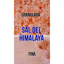Sal Del Hilalaya Rosada Y Cristalina De Alta Calidad 1 Kg.