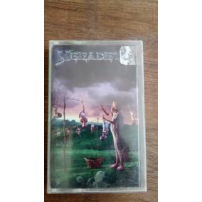 Megadeth Cassette Youthanasia