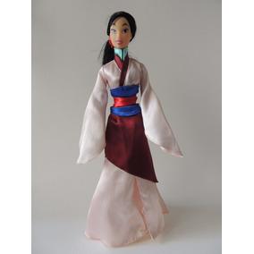 Barbie Mulan (n-2) Boneca Antiga - Collecting Toys