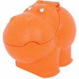 Baú Para Brinquedo Criança Hipopótamo Xalingo