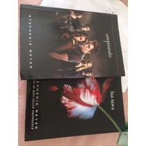 Livros A Saga Crepúsculo 1 E 2!