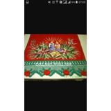Panos De Prato Pintados A Mão Natal