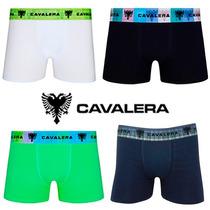 Cueca Boxer Cavalera Lupo (várias Cores) - Super Promoção!!!