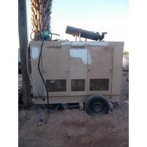 Generador Electrico 56 Kva 3ph 220v Con Motor A Gas Lp