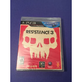 Resistance 3 Juego Playstation 3 Ps3