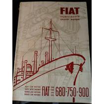 Manual De Motores Fiat Para Barcos