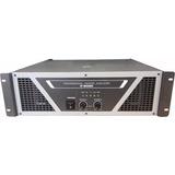 Amplificador De Potencia Nacional Apogee P-6000 Artemusical