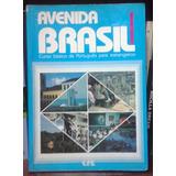 Avenida Brasil 1 Curso Básico De Português Para Estrangeiros