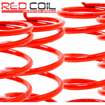 Molas Esportivasred Coil Fiat Siena (exceto 16v) 01/em Dia