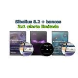 Sibelius 8.2 Win 7-10 (+ Bluray De 24 Gb De Sonidos) + 2