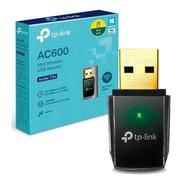 Adaptador Wifi Usb Tp-link Archer T2u Ac600 Dualband