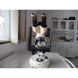 Microscópio Carl Zeiss, Modelo Kf2, Binocular