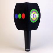 Filtro Antipop Para Micrófono Con Logo Personalizado