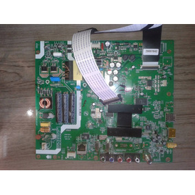 Placa Ompleta Da Tv Led Semp Toshiba 39 Pl Modelo Dl3944