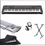 Piano Yamaha Psr E263 Nuev Versión Combo Base Estuche Nuevs