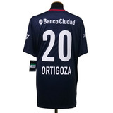 Camiseta San Lorenzo Oficial 2016 # 20 Ortigoza 100 % Nike
