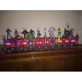 Coleccion Marvel 3d Salvat