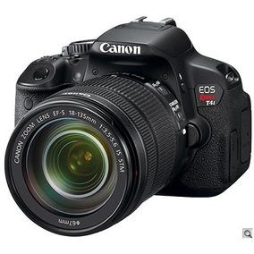 Camara Canon T4i (650d) + Lente 18-55 Efs Is Li