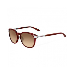 Óculos Oakley Feminino Ringer Red Mosaic/dark Brown Gradient