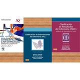 Nanda Pdf 2015-2017,español + Nic Noc Pdf,libros Enfermeria