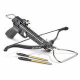 Pistola Ballesta Crossbow 80 Libras Desarmable Garantizada