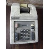 Calculadora Antiga Facit - Analógica/mecânica