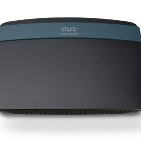 Roteador Linksys Roulin Ea2700-br Dual-band N600 Router