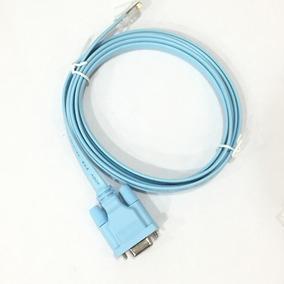 Cable Cisco Switch Db9 Rj45 Consola Original