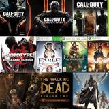 Lote Juegos Xbox 360 ¡¡remate!!