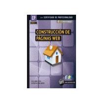 Construccion De Paginas Web (mf0950_2); J. Y Ot Envío Gratis