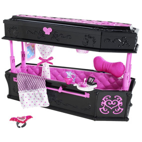 Monster High Draculaura Cama Joyero Alhajero Mattel Jewelry