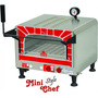Mini Horno Refractario Industrial A Gas Inox Progas 400