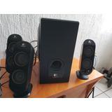 Sistema De Sonido Logitech X350