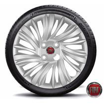 Calota Aro 15 Fiat Siena Palio Essence 2012 2013 2014 2015